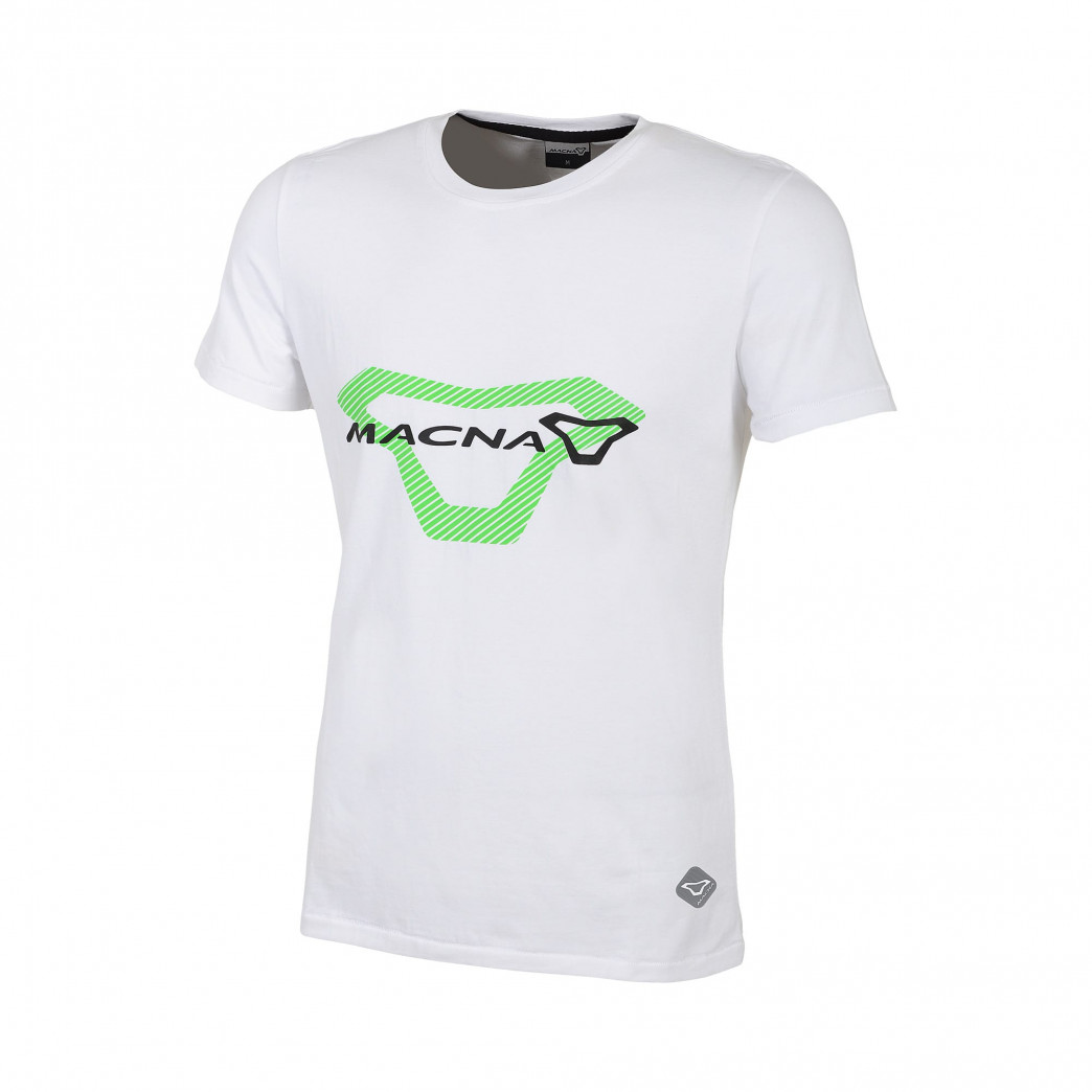 Macna – T-Shirt Macna, Logo Casual 101 3016 L 241