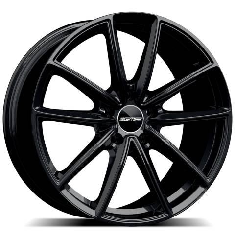 Titan 10,5×20 ET19 PCD 5/112 CB 66,5 Glossy Black