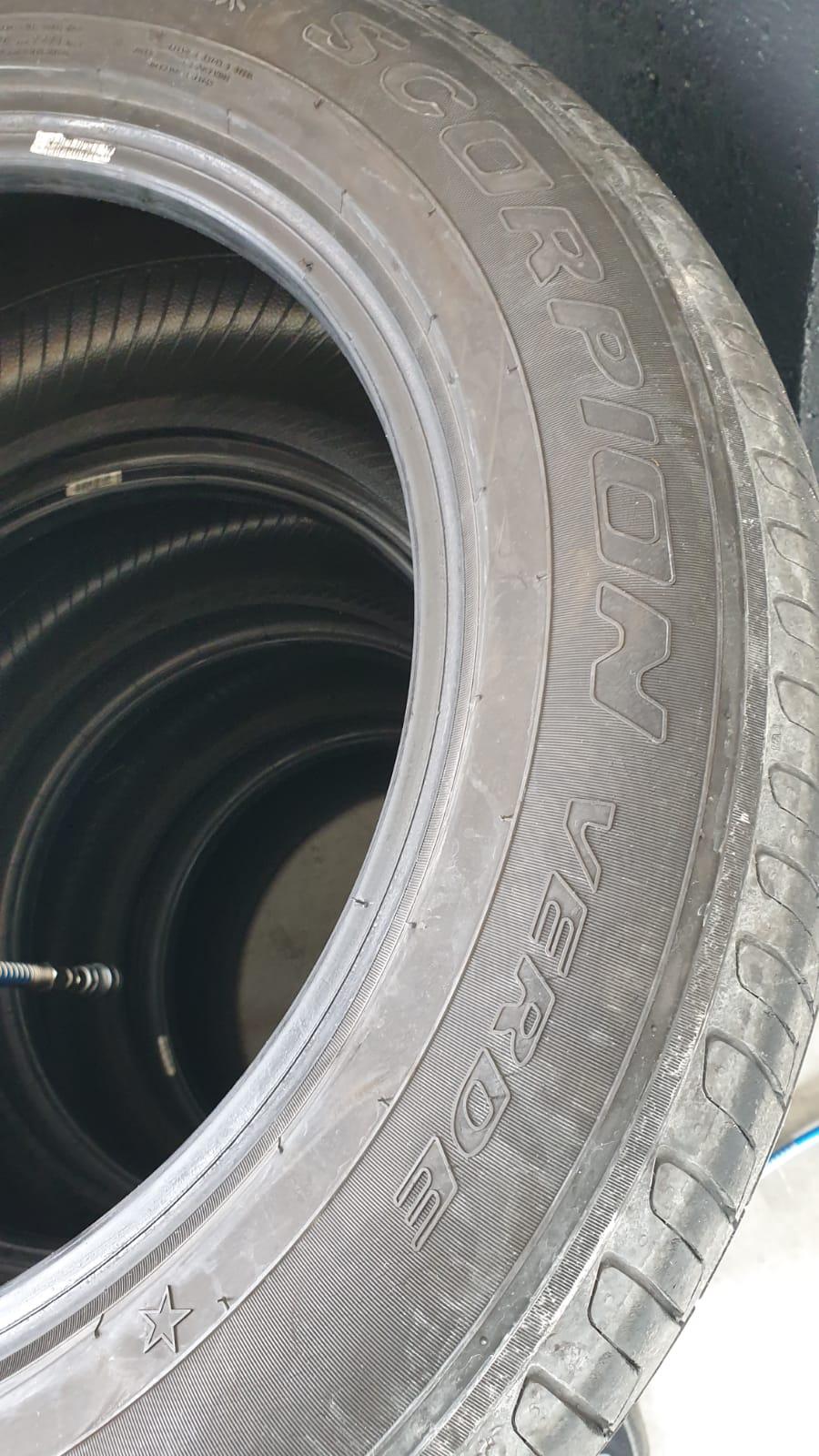 Gomme Pirelli SCORPION VERDE 255/55 R18 109V